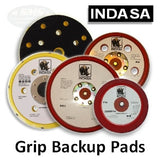 Indasa Grip Sanding Backup Pad Collection