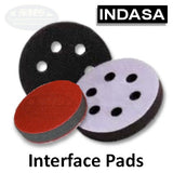 "Indasa 6"" Solid Interface Foam Pad, 6706T"