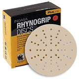 Indasa PlusLine Rhynogrip Vacuum Sanding Disc Collection