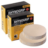"Indasa PlusLine Rhynogrip 6"" Solid Sanding Disc Collection, 1061 Series"