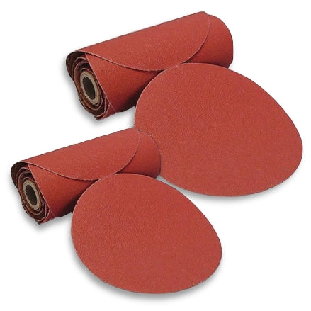Indasa RedLine Rhynostick Link Roll Solid PSA Sanding Disc Collection