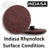 Indasa Rhynolock Surface Conditioning Disc Collection, 8002/3 Series