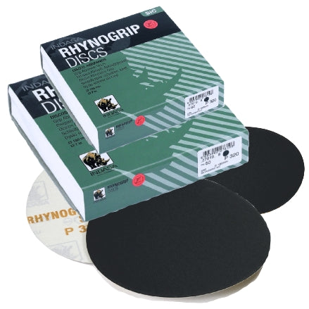 Indasa SiC Silicon Carbide Rhynogrip Sanding Disc Collection