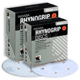 Indasa WhiteLine Rhynogrip Vacuum Sanding Disc Collection