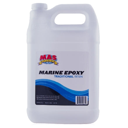 MAS Traditional Marine Epoxy Resin