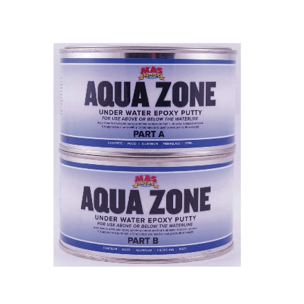 MAS Aqua Zone Under Water Epoxy Putty