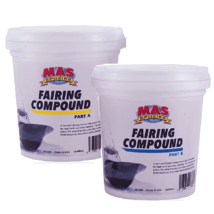 MAS Fairing Compound