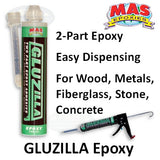 MAS Gluzilla 2-Part Epoxy