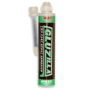 MAS Gluzilla 2-Part Epoxy, 185ml, 35-100