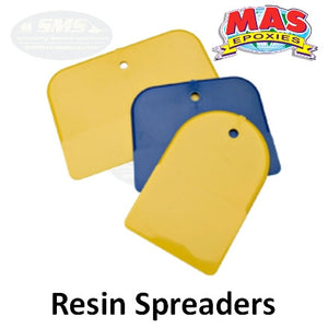 MAS Epoxies Plastic Resin Spreaders, 3-Pack, 35-731