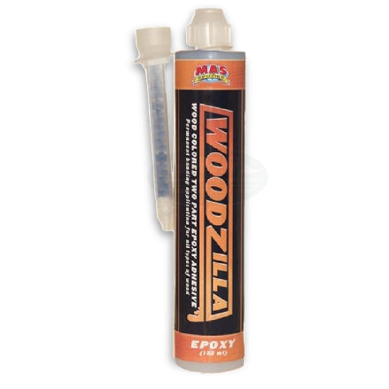 MAS Woodzilla 2-Part Epoxy, 185ml, 35-130