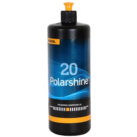 Mirka Polarshine 20 Medium Compound, 1L, PC20-1L