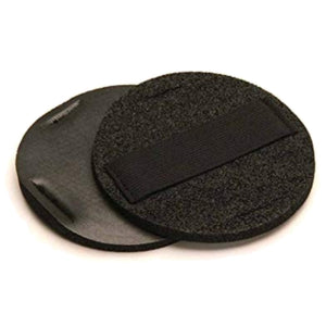 "Mirka 5"" x 0.25"" Hand Sanding Pad with Strap for PSA Discs, 2-Pack, 105HP"