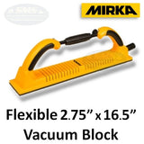 Mirka Flexible Multi-hole Vacuum Block 9116F