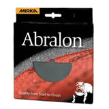 "Mirka Abralon 6"" Foam Polishing Grip Discs, 8A-240 Series"