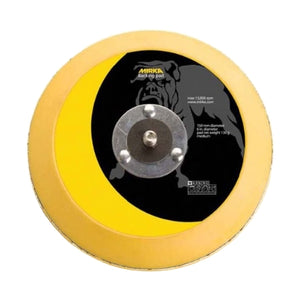 "Mirka 6"" Solid Flex Edge PSA Backup Pad, 106P"
