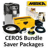 Mirka CEROS Electric Sander Bundles