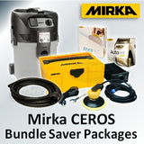 Mirka CEROS Sander Bundle Saver Packs