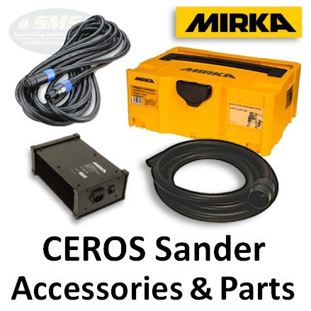 Mirka CEROS Accessories and Parts