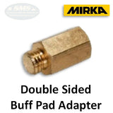 Mirka MPADADP Double Sided Buff Pad Adapter