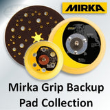 Mirka Grip Backup Pad Collection