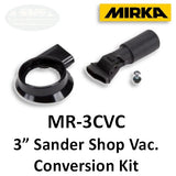 "Mirka 3"" Central Vacuum Conversion Kit, MR-3CVC"