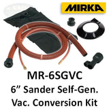 "MR-6SGVC 6"" Self-Generating Vacuum Conversion Kit"