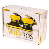 "Mirka 5"" 2.5mm Non-Vacuum RO Sander, MR-525"