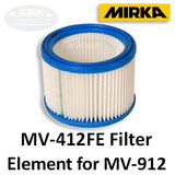 Mirka MV-412FE Filter Element