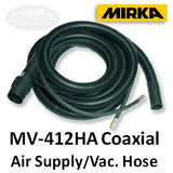 Mirka MV-412HA Coaxial Air Supply/Vacuum Hose