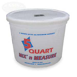 Encore 5 Quart Mix n' Measure Container, 300403