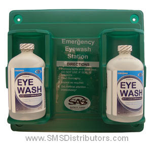 Emergency Personal Eye Wash Station