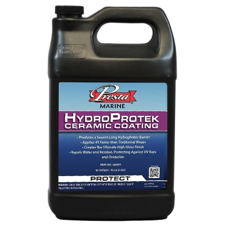 Presta HydroProtek Ceramic Coating Spray, Gallon, 169601