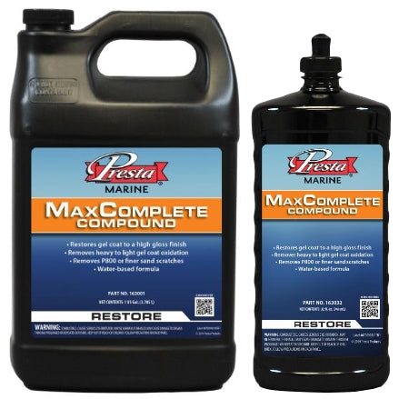 Presta MAX Complete Compound