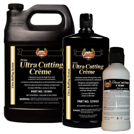 Presta Ultra Cutting Creme Collection