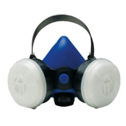 SAS Safety Professional Blue Halfmask Respirator
