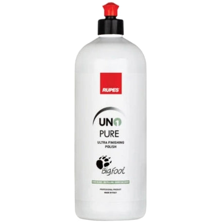 RUPES PURE Ultra Finishing Polish, 1000ml, 9.PURE