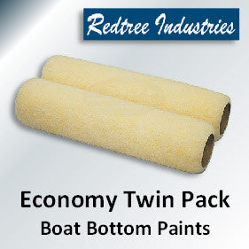 Economy Twin Pack Roller Covers