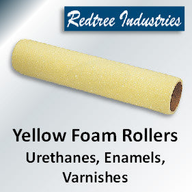 Yellow Foam Roller Covers