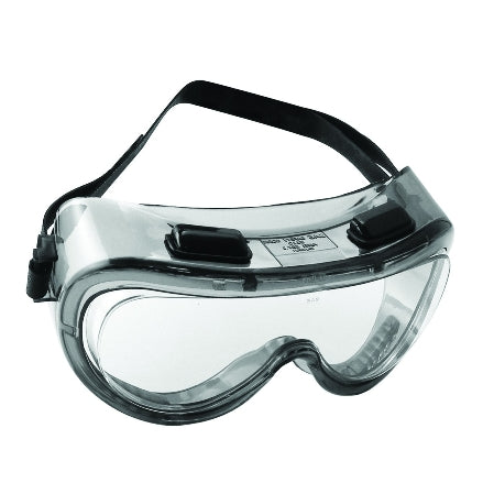 SAS Safety Overspray Goggles with Peel-Off Lens Cover, 5110