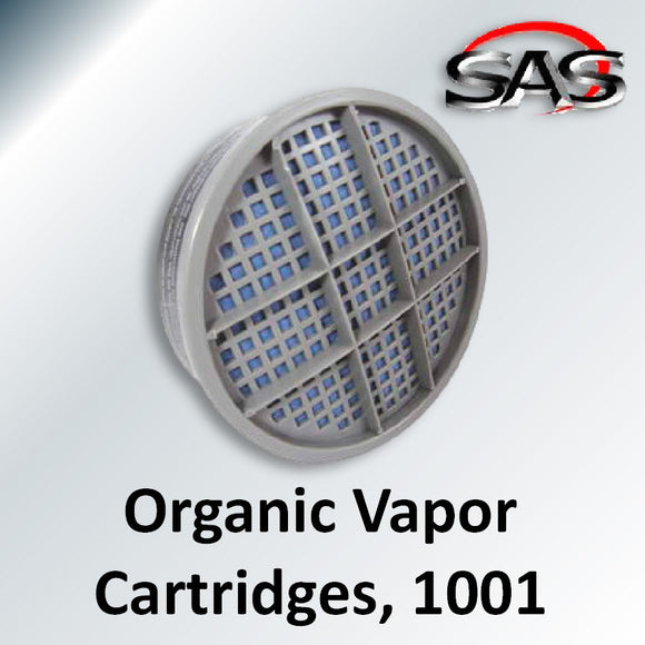 Organic Vapor Cartridges