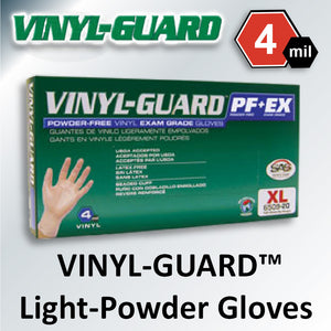 Vinyl-Guard Vinyl Gloves