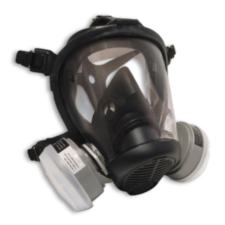 SAS Safety Opti-Fit Fullface Respirator