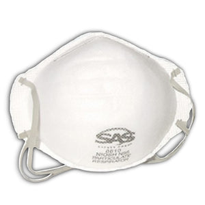 SAS Safety N95 Particulate Respirator