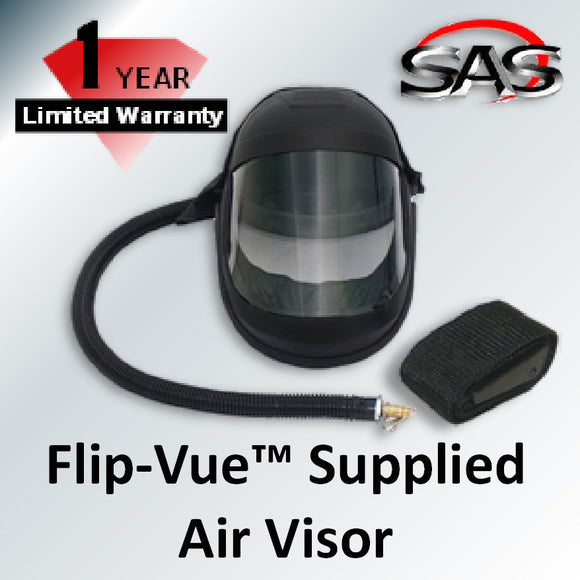 Flip-Vue™ Supplied-Air Visor