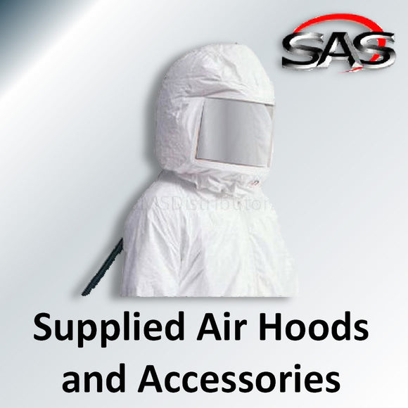 Supplied-Air Hood & Parts