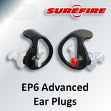 SAS EP6 Advanced Ear Plugs