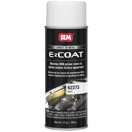 SEM 62273 Ez Coat™ White, 16 oz Aerosol