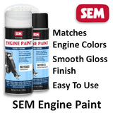 SEM Marine Engine Paint