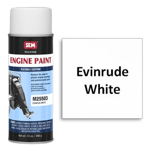 SEM Marine Engine Paint Collection